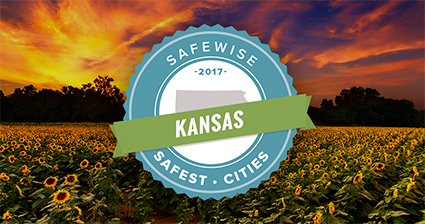 Safewise – Safest Cities in Kansas